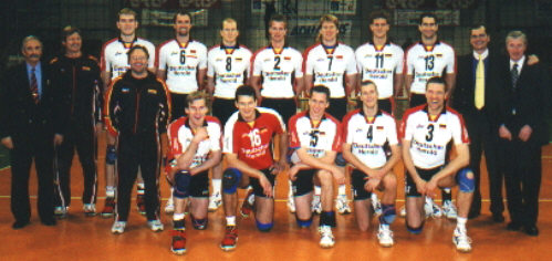 Junioren Nationalteam Männer